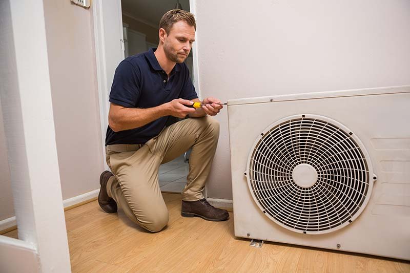 How we can fix air conditioning less cooling